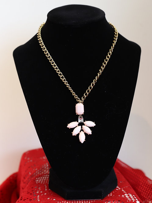 Pink Designer Necklace