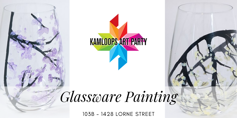 Glassware Painting and Health