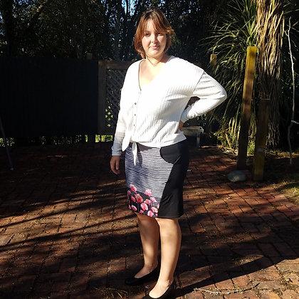 Poppy Harakeke Skirt