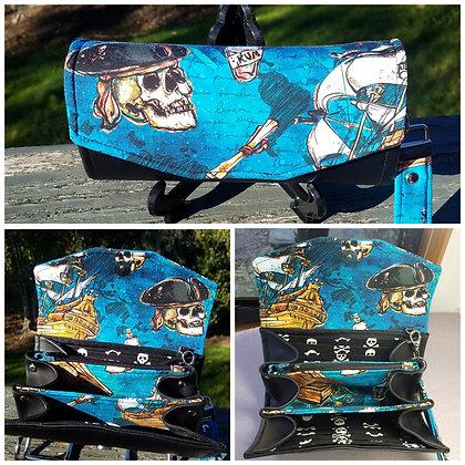 Its a Pirates Life Clutch Wallet