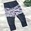Thumbnail: Size 1-3 Grow Along Moto Patch Pants