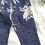 Thumbnail: Size 3-6 Grow Along Moto Patch Pants