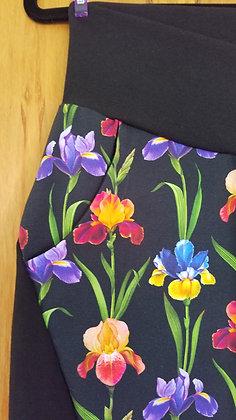 Iris Harakeke Skirt