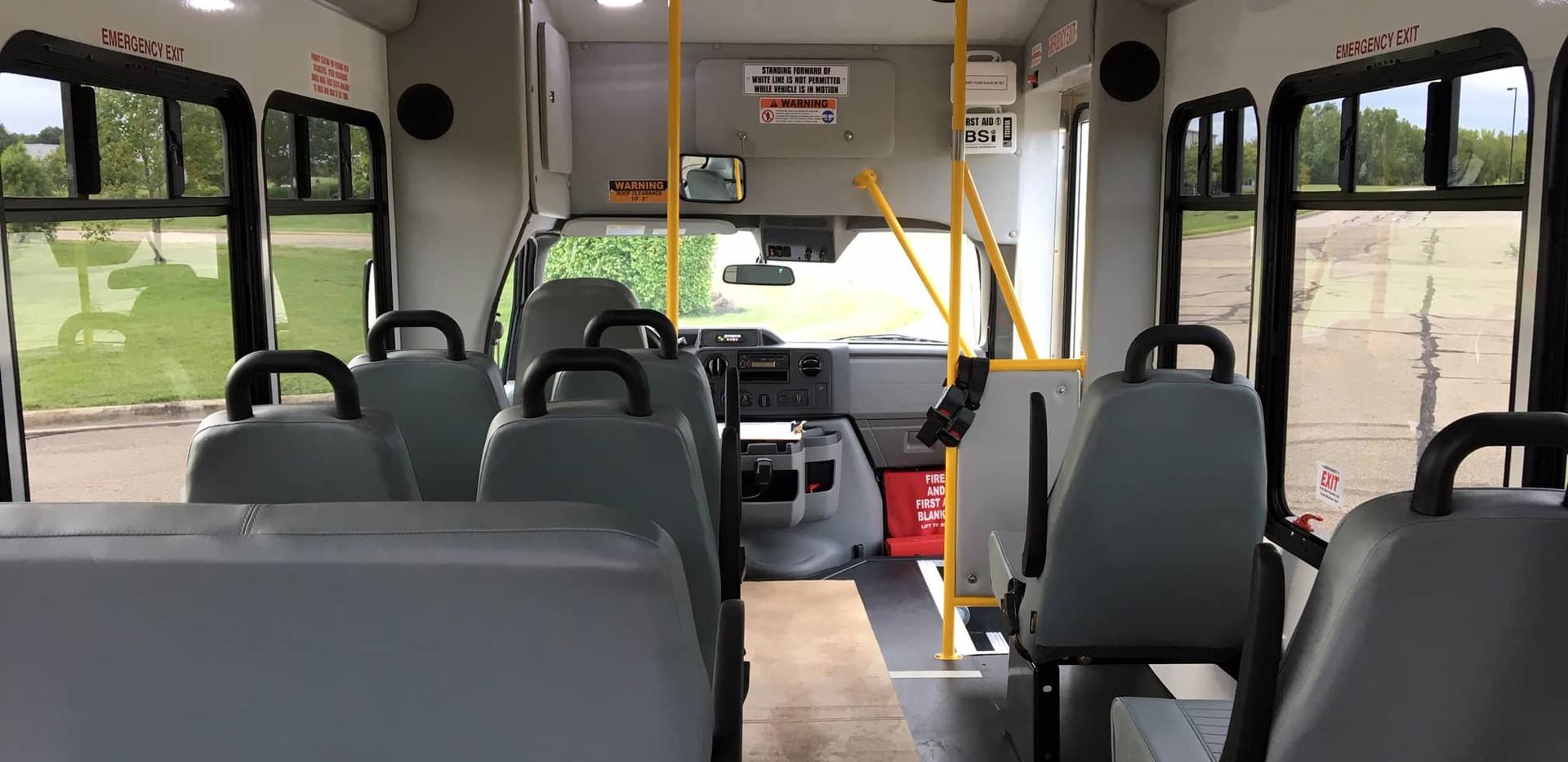 Starcraft Ford Transit Starlite bus.JPG