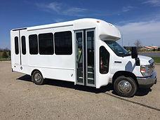 4 Wheelchair Bus