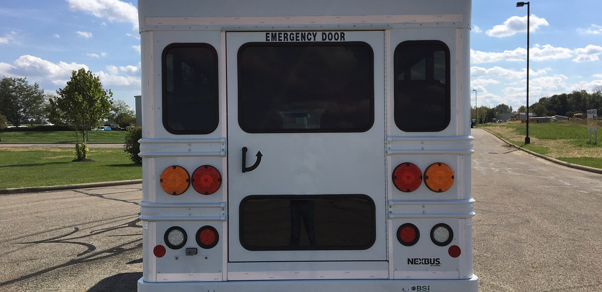 2013 Collins Childcare Bus