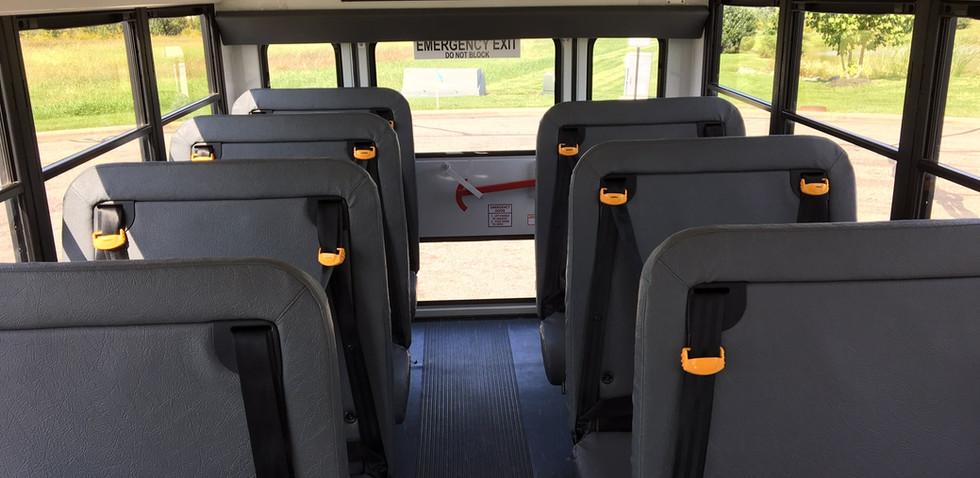 2012 Collins Childcare Bus