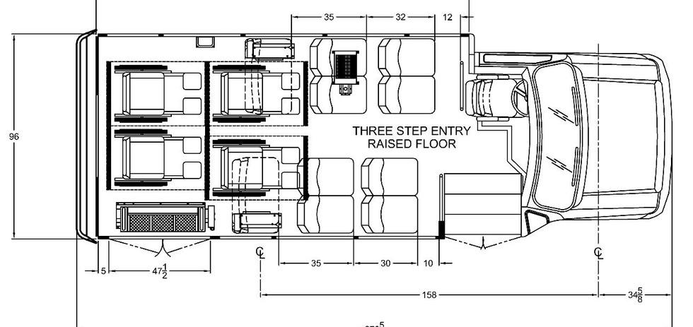 Starcraft Allstar 8&4 Floorplan