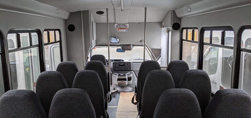 Starcraft Ford Allstar - 6 Wheelchair