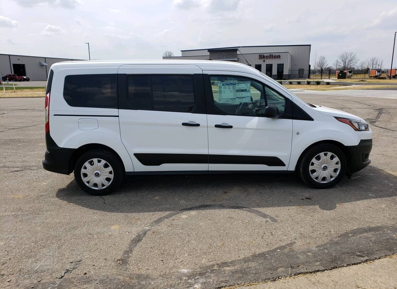 Prime-Time Ford Transit Connect