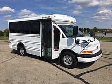 14 Passenger Childcare bus