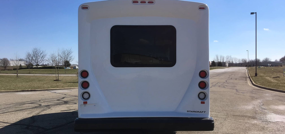 Starcraft Ford Allstar - 14 Pass w/ Interior Luggage