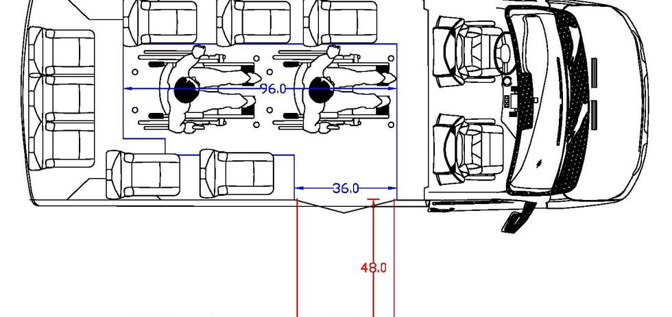 Prime-Time MT-1 - Floorplan
