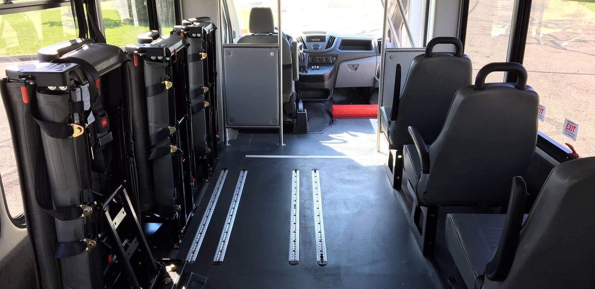 Starcraft Ford Transit Starlite bus