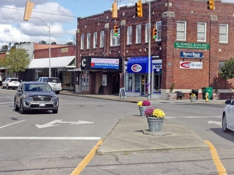 Downtown Whiteville becomes 'Main Street Community'
