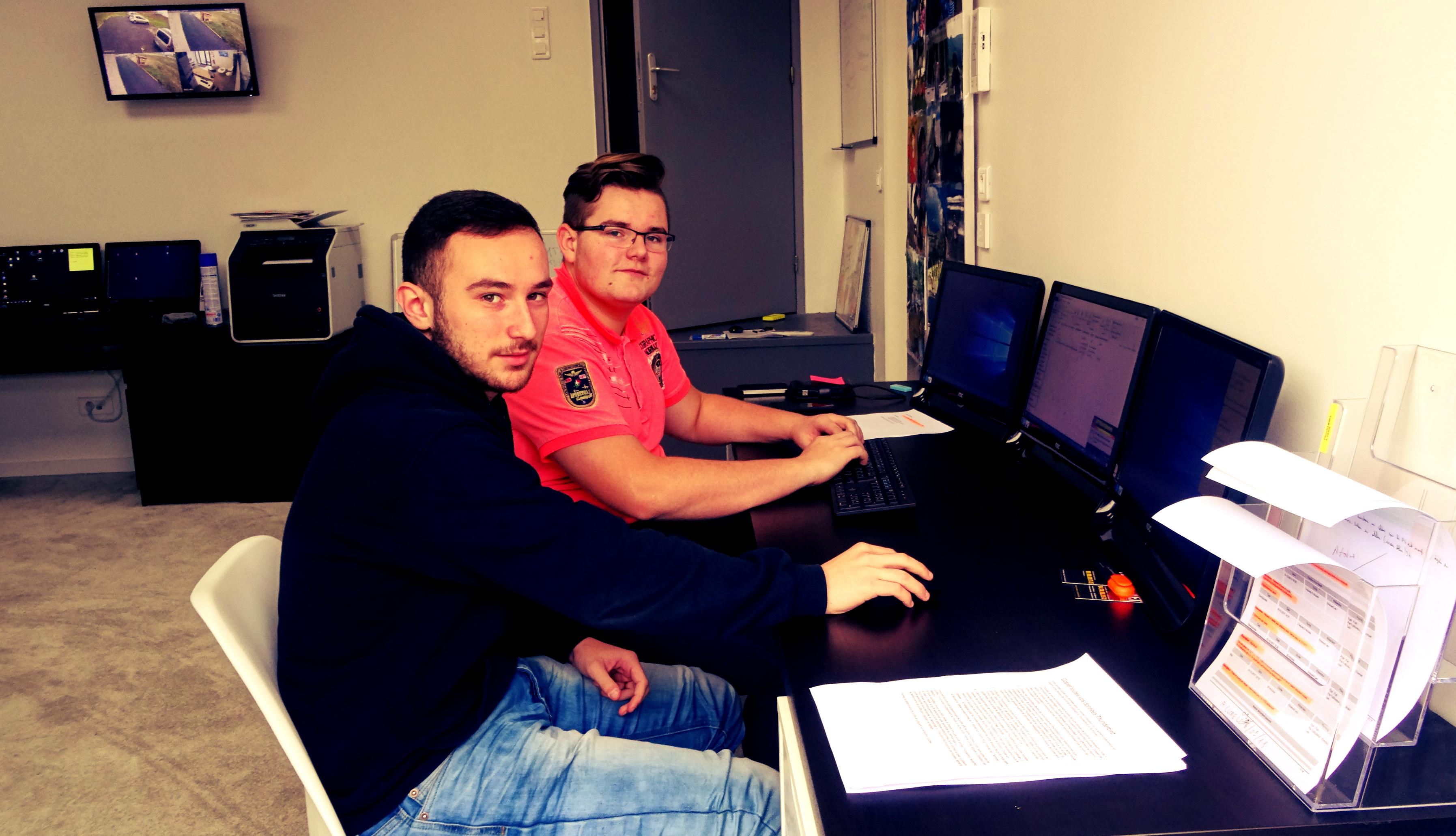 Lylian et Laurent