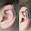 Thumbnail: Spine Ear Cuff