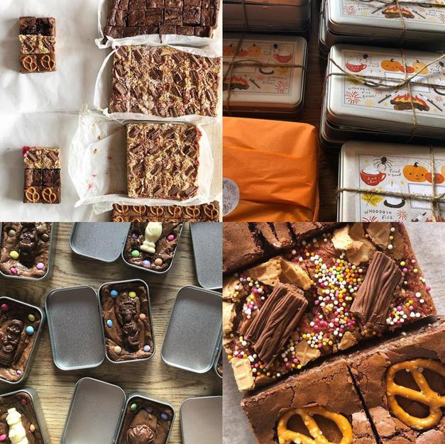 Mrs Bell's Brownies