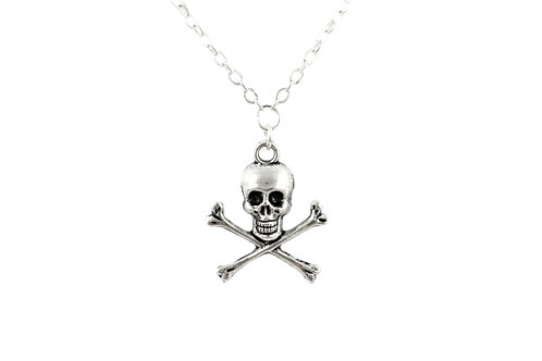 Skull & Crossbone Necklace
