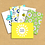 Thumbnail: No Rain, No Flowers - Postcard Pack