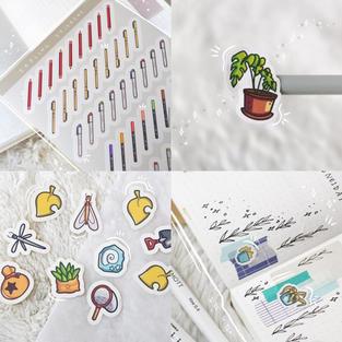 Sapling Stickers *