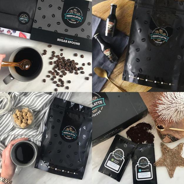 Perkulatte Coffee