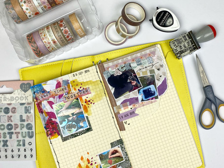 Creative Journaling Ft. Craft Label | AD