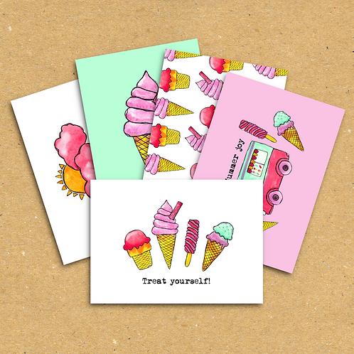 Summer Joy - Postcard Pack