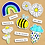 Thumbnail: No Rain, No Flowers - Ephemera Pack