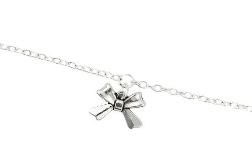 Dainty Bow Bracelet