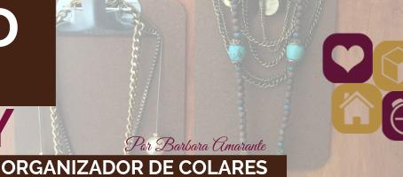 DIY: ORGANIZADOR DE COLARES