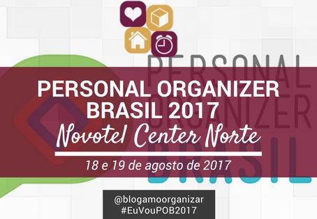 Te Vejo no Personal Organizer Brasil 2017