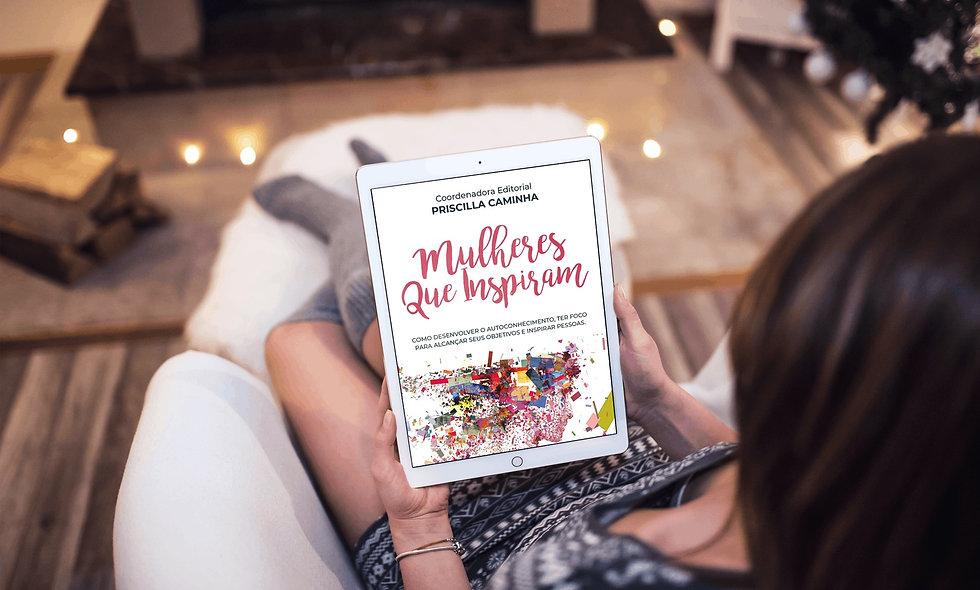 Livro Mulheres que Inspiram