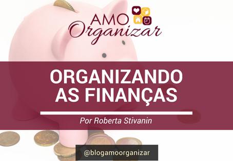 Organizando as Finanças