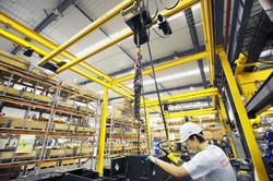 Rail & Workstation Jib Cranes