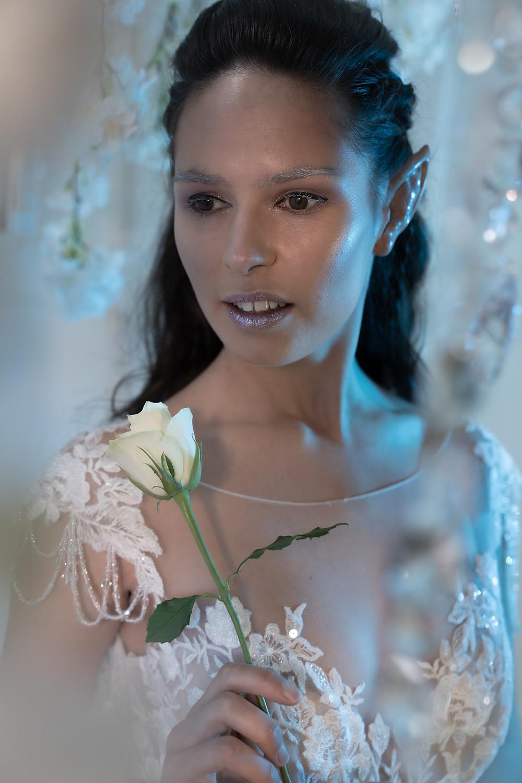 Bridal Makeup at Highley Manor