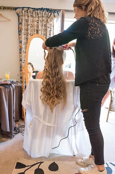 Bridal hair and makeup Hailsham