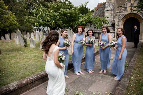 Sussex Bridal Hair and Makeup