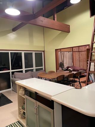 Shimoda House Cottage Dining Kitchen 02