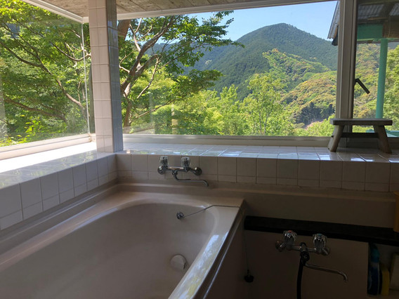 Shimoda House Cottage Bathroom