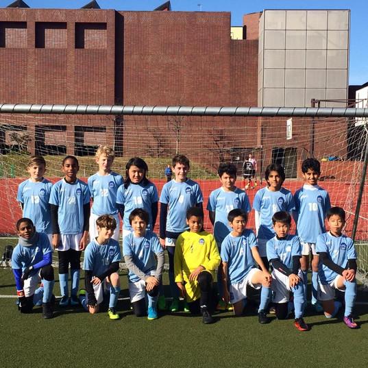 FC Nomade Reccoss league