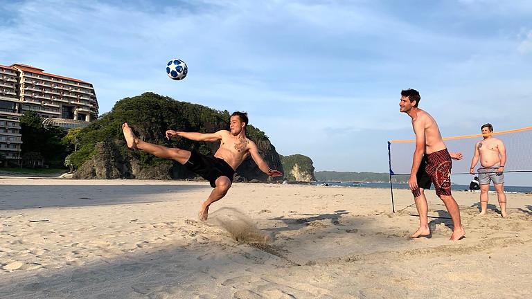 Beach Soccer Weekend