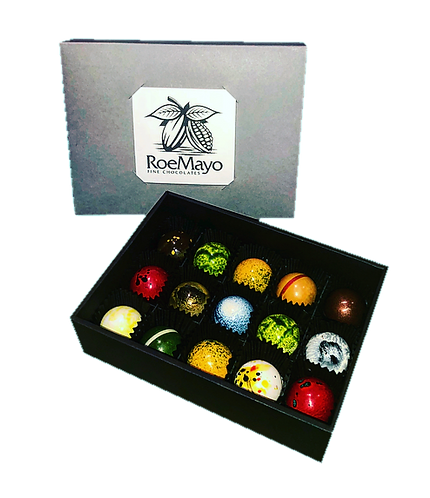 Custom Box of 15 Bonbons