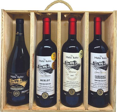 Kit Personalizado de Vinhos IV