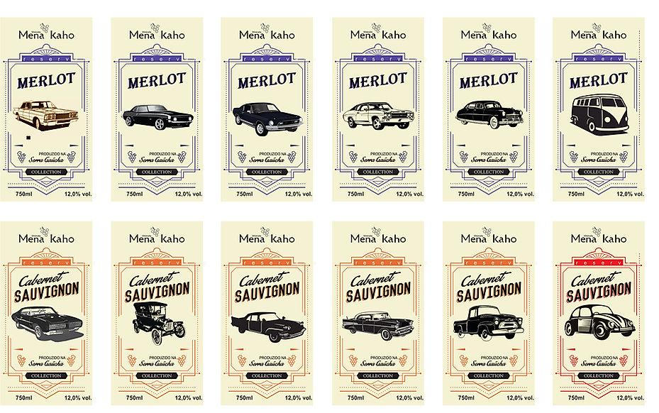 VINTAGE, linha vintage, rotulos carros antigos, mena kaho vintage