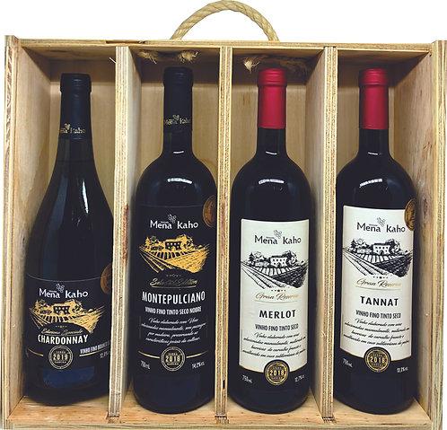 Kit Personalizado de Vinhos VI
