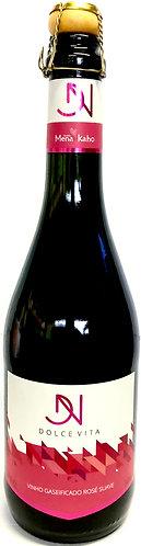 Vinho Gaseificado Rosé Suave 660mL