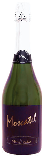 moscatel, espumante moscatl, mena kaho espumante, champanhe