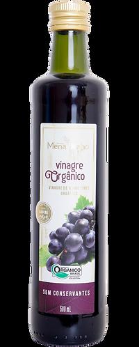 Vinagre de Vinho Tinto Orgânico 500mL