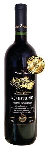 Vinho Tinto Nobre Montepulciano 2018